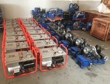 Hydraulci Unit & Socket Fusion Machines in Stock