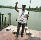 Newbakers 3rd employee fishing competition
