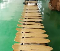 Skateboard workshop