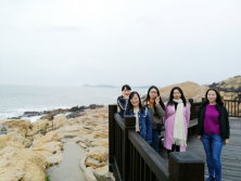 Group Treval in Dongshan