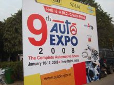 we will visit india motorcycle spare parts fair in JAN.2008