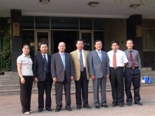 Steel Pipe Customer Visit WEIFANG EAST from Korea