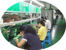 Circuit Detection Production Line