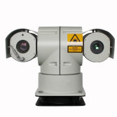 400m Night Vision 20X Zoom 2.0 Mega Pixels Vehicle HD IP Laser PTZ Camera (YC-HD-TL)