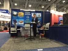 SATELLITE2015, Booth No. 5117
