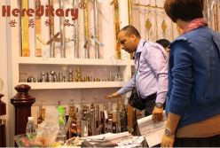 Hereditary participate 113th Canton Fair in 2013
