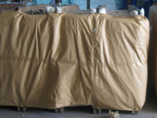Mattress Package with Wooden