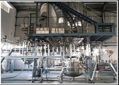 spray drying system
