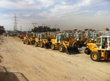 Lovol obtained the order for 400 sets of loader from Algeria