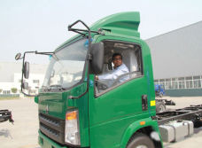 Clients from Pakistan visited Sinotruck