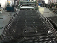 mary cooling tower fills production line
