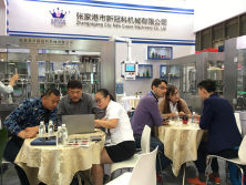 Clients communication at China Brewering Beverage Machinery