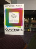 Coverings′ 15