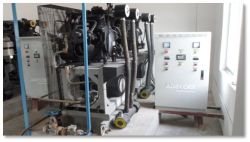 High Pressure Piston Type Air Compressor Istalled in Bangladesh 2010