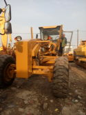 caterpillar 140k grader sold out was shipped into 40HQ container