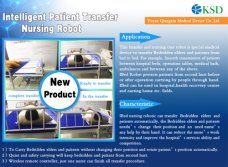 Intelligent Patient Transfer Nursing Robot