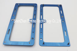 High Precision CNC Machining Aluminum Parts with Color Anodizing