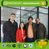 Tahiti Clients Visited Office for Dump Truck