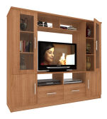 YIJIA large capacity wooden TV cabinet