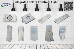 Integrated Solar LED Lighting Series