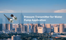 Pressure Transmitter for Water Pump Application MPM4501