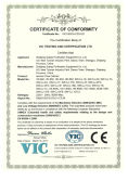 CE Certification for laminar flow cabinet