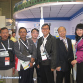 Indonesia Customer in Chinaplas