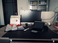 Office and desk