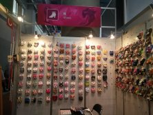 122 canton fair baby shoes booth
