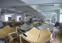Round Type Cooling Tower Casing Workshop