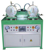 Rotary test rig for oil seal