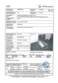 TUV safety bearing test report