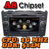 Witson A8 Chipset S100 Auto DVD GPS for CRV 2006-2011