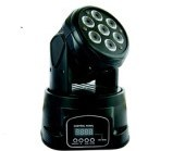 7 LED Wash Moving Head Light