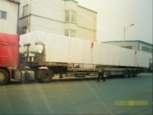 Overhead Crane Shipped to UK