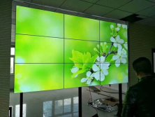 55inch 3*3 Ultra Narrow 3.5mm 5.5mm LCD Video Wall