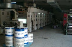 Packaging Bags --- Auto Print Machine