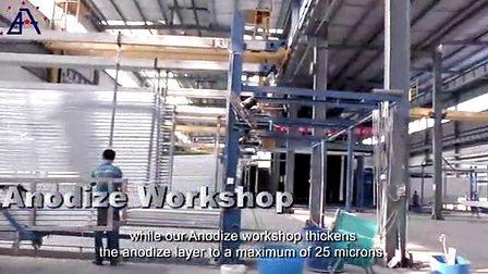 [Hot Item] Professional Manufacturer Heat Sink Aluminum Extrusion- (BZ-0132)