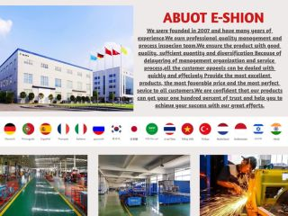 E-SHION MACHINERY CO., LTD