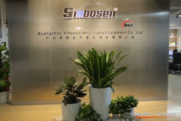 Guangzhou Xinbaosheng Audio Equipment Co., Ltd.