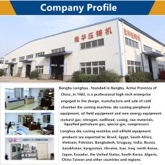 Bengbu Long Hua Die Casting Machine Co., Ltd.