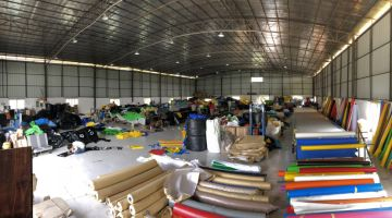 Guangzhou Rainbow Inflatables Ltd.
