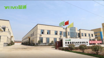 Anhui Yetvo Optoelectronics Technology Co., Ltd.