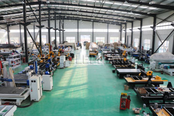 Jinan Blue Elephant CNC Machinery Co., Ltd.