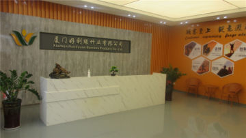XIAMEN HAOLIYUAN BAMBOO PRODUCTS CO., LTD.