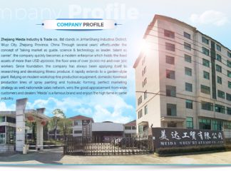 Zhejiang Wuyi Meida Industry & Trade Co., Ltd.