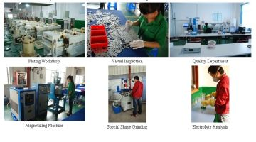 Xiamen Yuxiang Magnetic Materials Technology Co., Ltd.