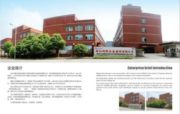 Zhejiang Kelong Hardware Co., Ltd.