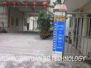 Jiangmen Guangzhiyuan 3D Technology Co., Limited