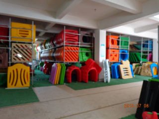 YIWU WANKANG PLAYGROUND EQUIPMENT CO., LTD.